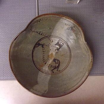 Help Needed To Identify Signature On Kokopelli Pottery Bowl - Pottery