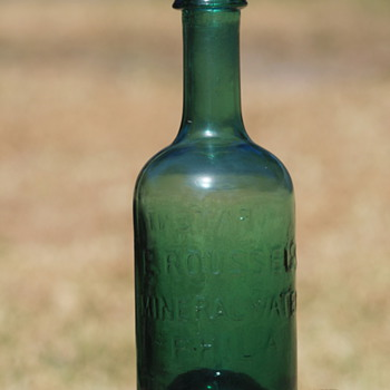 ~~~Open Pontiled Soda Bottles~~~