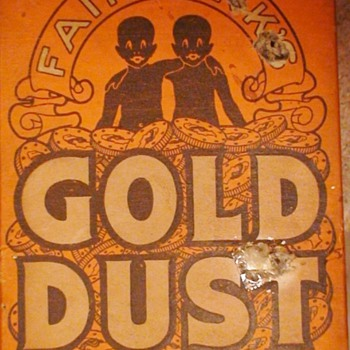 Gold Dust Gold Dust Twins Lever Brothers