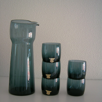 Kjell Blomberg for Gullaskruf  - Art Glass