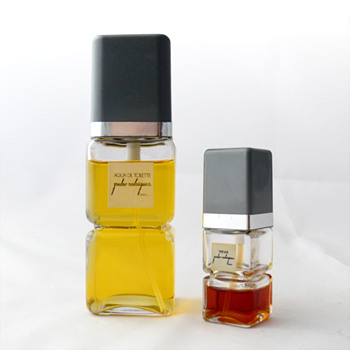 Pedro Rodríguez, perfume & agua de toilette bottles (ca. 1970) - Bottles