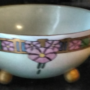 Footed Bowl - China and Dinnerware