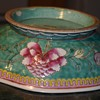 Large Nyonya Straits or Peranakan Fruit Bowl