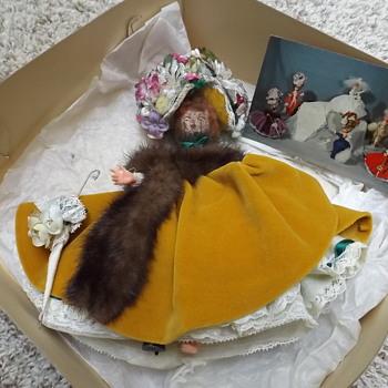Nicole De France Doll - Dolls