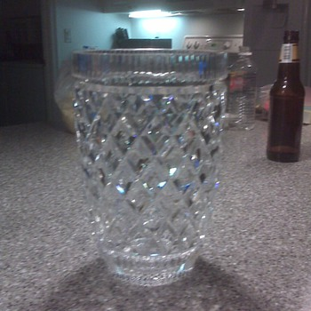 Need help identifying Baccarat items - Art Glass