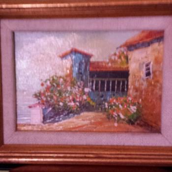 who is artist markey ? - Fine Art