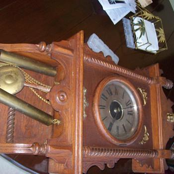 unknown clock - Clocks