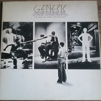 The Lamb!  by Genesis! - Records