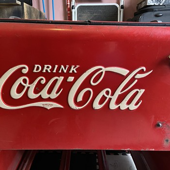 First Post- Nice Coke Cooler  - Coca-Cola