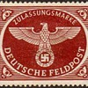 1942 - Germany Military Parcel Post Stamp