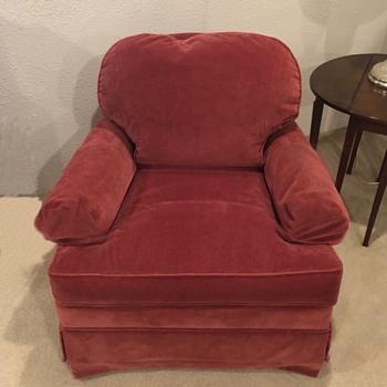 Ethan Allen Swivel Rocker - Furniture