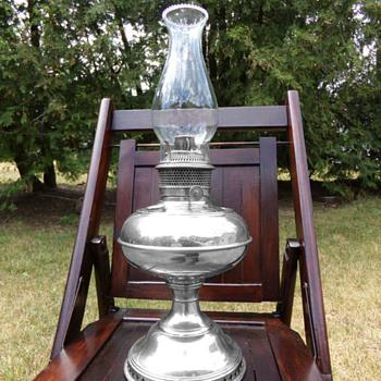C. 1895 B & H Lamp - Lamps