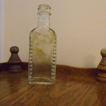 Small Old Bottle - Bottles