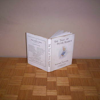Book Peter Rabbit