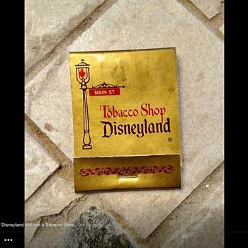 Disneyland Smoke Shop