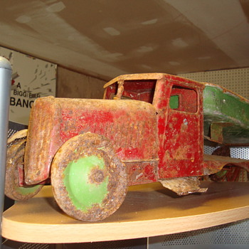 dump truck  - Model Cars