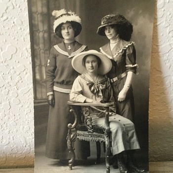 LOVELY LADIES...of days gone by! - Photographs