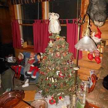 Last Year's Christmas Tree 2013 - Christmas
