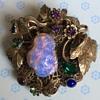 Unsigned brooch/pendant