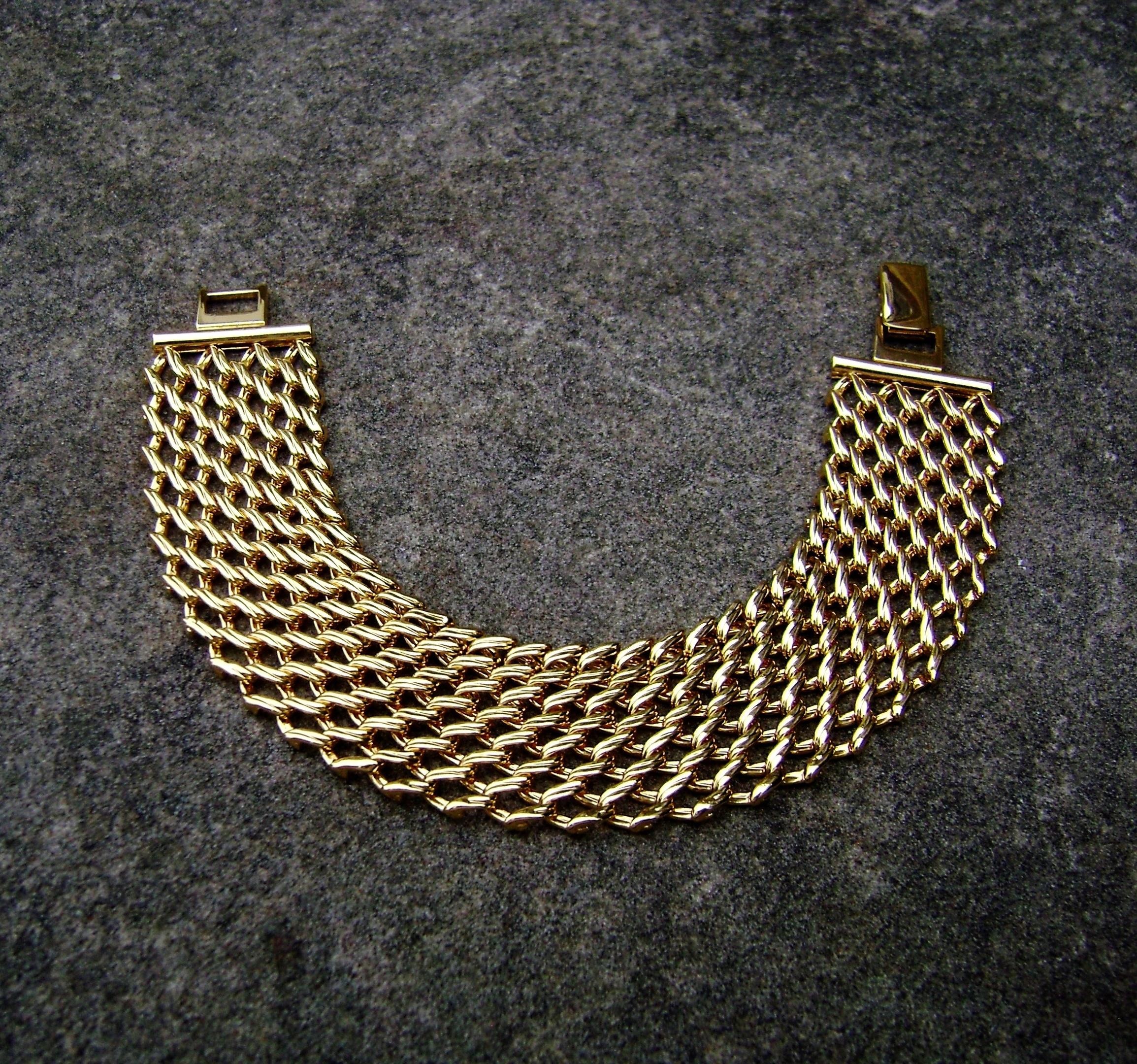 Monet Bracelet Collectors Weekly