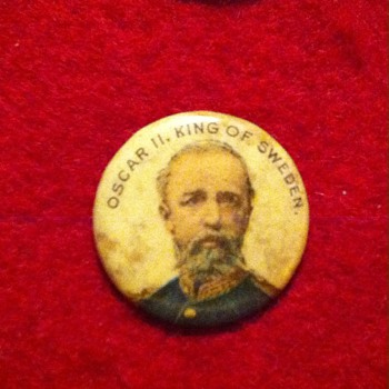 Whitehead and Hoag pinback premium offerings - Medals Pins and Badges