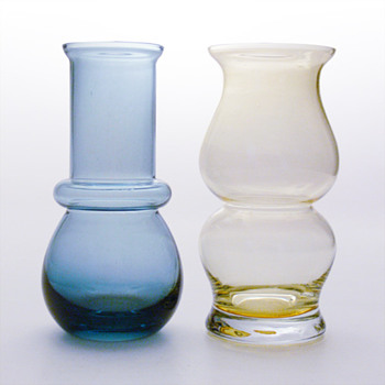 TUULIKKI, Tamara Aladin (Riihimäki lasi, 1970s) - Art Glass