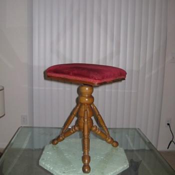 TONK NY Piano chair swivils - Furniture