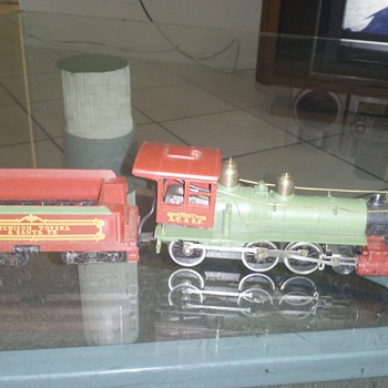 please help me identify this train set - Model Trains