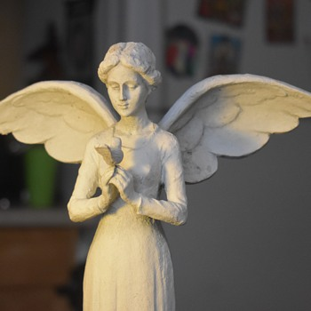 Garden Angel Sculpture - Fine Art