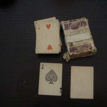 Mini Blank Back Cards in Aspirin Box - Cards