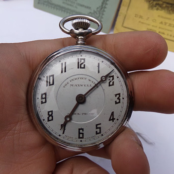 Maxwell with Car? - Pocket Watches