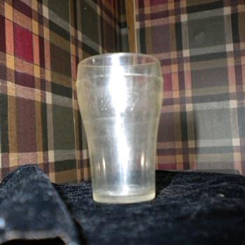 2 inch Plastic coca cola glasses - Coca-Cola