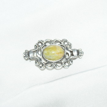 Small Sterling Brooch - Fine Jewelry