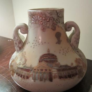 Vase japanese ? - Asian