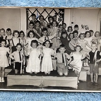 1954-Birmingham-school class - Photographs