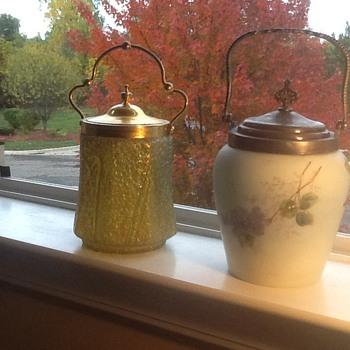 Cracker jars - Kitchen