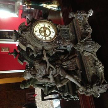 My Ansonia Clock - Clocks
