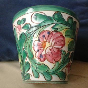 Italy! - Pottery