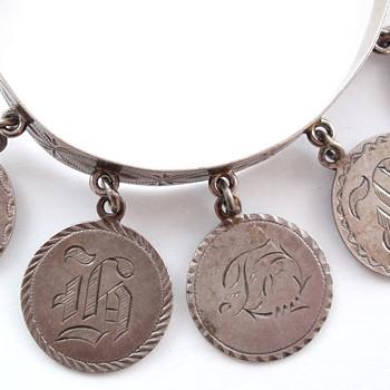 Love Token Charm Bracelet --1884 Part 2/2 - Fine Jewelry