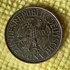 1 Deutsche Mark (DM) 1991 A Deutschland 1 DM