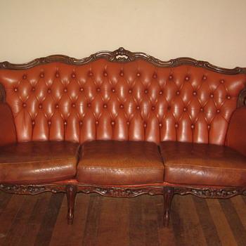 French Renaisance? - Furniture