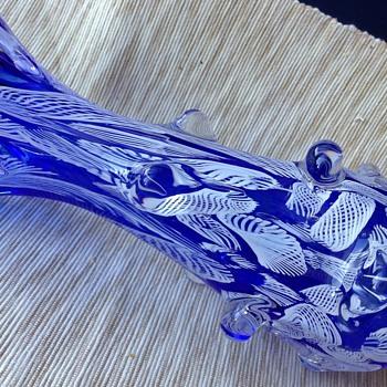 Murano Vase A.Ve.M. Dino Martens? - Art Glass