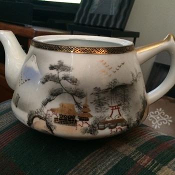 Japanese Tea Set - Asian