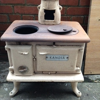 Kandia stove
