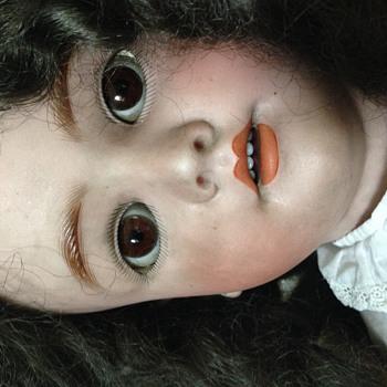 30 Inch Heinrich Handwerck Halbig - Mould 6 - Dolls