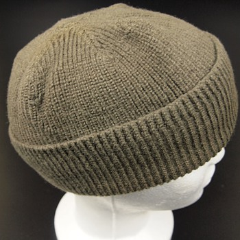 WW2 A-4 Mechanic's Cap by Castle Gate - Military and Wartime