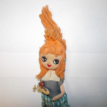 Can anyone tell me what kind of doll this is? - Dolls