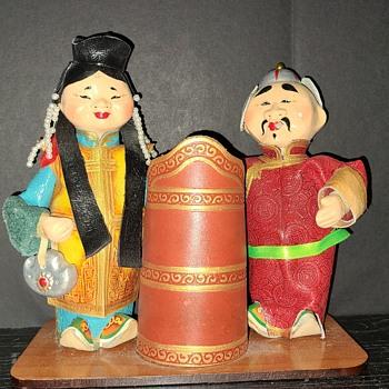 Cigarette holder? Marked Mongolia - Asian