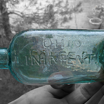 Fascinating Loree's Ohio Liniment  - Bottles
