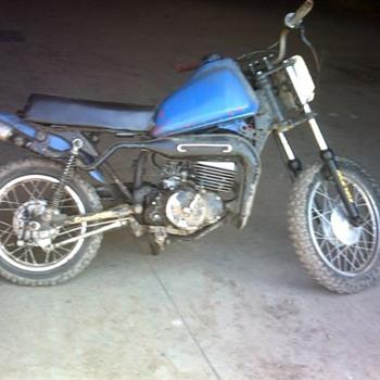 1981 Suzuki 80cc Dirtbike - Motorcycles